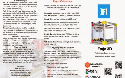 FABLAB CONTEA MOVE TO FAB10 IN BARCELONA!